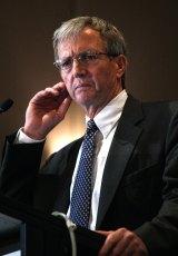 James Hardie CEO Louis Gries.