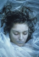 The girl who started it all: Laura Palmer (Sheryl Lee) in <i>Twin Peaks</i>.