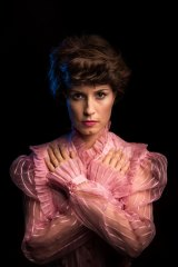 Missy Higgins has wanted to be in a musical since she was a little girl.