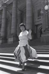 Joan Kirner leaves Parliament after becoming deputy Labor leader.