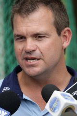 Matthew Mott has been appointed the new coach of the Southern Stars.