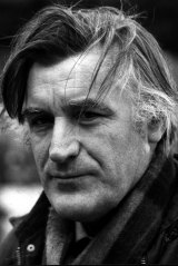 The poet Ted Hughes.
