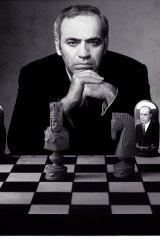 Garry Kasparov has been imprisoned and beaten in his homeland.