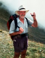 Bill Orme: Former head of the NSW Privacy Committee found pleasure in walking and wine.