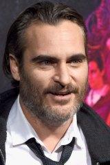 Playing Jesus: Joaquin Phoenix.