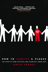 <i>How to Survive a Plague</i> by David France.