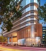 FENDER KATSALIDIS MIRAMS - Parramatta - Grant Leslie Photography A Parramatta City Council Design Competition jury has chosen the design by Fender Katsalidis for GPT's 32 Smith Street Parramatta office tower