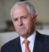 'A shocking war crime': Prime Minister Malcolm Turnbull.
