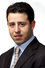 Aspiring NSW MP Hicham Zraika.