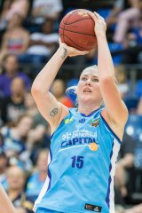 Jackson made a brief comeback to the WNBL this season playing six games before knee problems forced her out for an indefinite period.