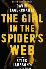 <i>The Girl in the Spider's Web</i> by David Lagercrantz.