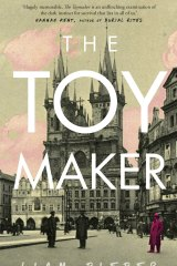 <i>The Toymaker</i> by Liam Pieper.