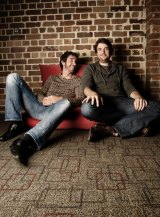 """There were fires burning all over the place all the time,"" Scott Farquar and Mike Cannon-Brookes faced many challenges early in the life of Atlassian."