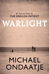 Warlight by Michael Ondaatje.