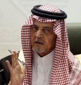 Saudi Foreign Minister, Prince Saud al-Faisal. Saudi Arabia is unlikely to support Iranian rapproachement.