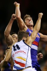 Former Bulldog Michael Talia is Sydney bound after a last-minute trade deal.