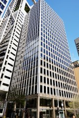 Blackstone is selling its 21-storey site at 1 Castlereagh Street, worth about $220 million.