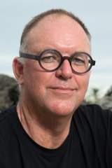 Michael Rose is one of a number of delegates from Recognise who visited Erub Island in the Torres Strait.