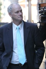 Behind bars: Des Campbell has lost the appeal against his conviction for the murder of his wife.