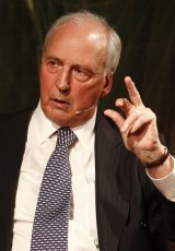 Former Labor prime minister Paul Keating says his old party under Bill Shorten is pandering to a shrinking base.
