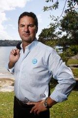 CSIRO boss Larry Marshall in February.