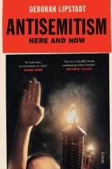 Antisemitism. By Deborah Lipstadt.