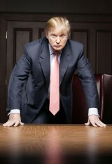 Donald Trump on <i>The Apprentice</i>.