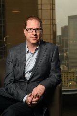Richard Murray has taken on a group chief executive role now JB HiFi has acquired The Good Guys.