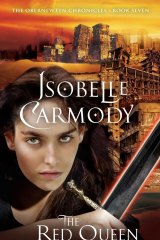 <i>The Red Queen</i>, by Isobelle Carmody.