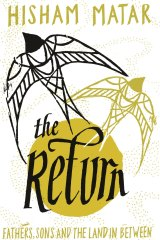 <i>The Return</i> by Hisham Matar.