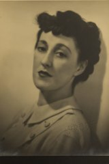 Mother dearest: Deveson's mother, Barbara.