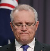 Treasurer Scott Morrison in August blocked an offer from China's State Grid on national security grounds.