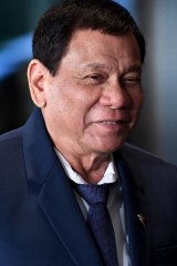 Rodrigo Duterte, the Philippines' president, could create a crisis at summit.