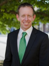 """""""Putting the community first means ensuring we invest in our schools – both the infrastructure and our teachers"""" – ACT Greens leader MLA Shane Rattenbury."""