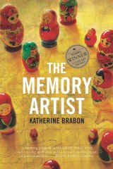 Katherine Brabon's debut novel is set in Russia.