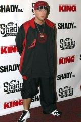 Eminem in 2006.