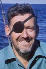 John Jarrett, engineer, round-the-world yachtsman