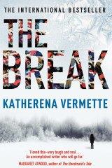 The Break by Katherena Vermette.
