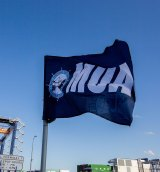 The Maritime Union of Australia says the workforce is standing strong.