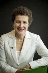 Charity regulator commissioner Susan Pascoe.