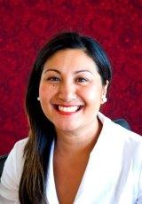 Helen D'Silva runs her psychology practice as a sole trader.
