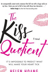 <I>The Kiss Quotient</I>, by Helen Hoang.