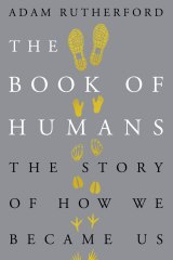 The Book of Humans by Adam Rutherford.
