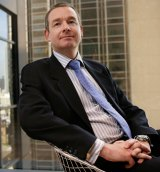 Australian Super's investment manager for governance, Andrew Gray.