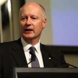 Wesfarmers chief executive Richard Goyder says the company has made tough decisions.