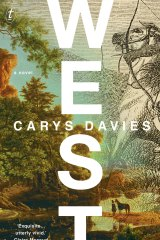 West. By Carys Davies.