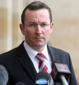 Mark McGowan has called for metro hubs to ease urban sprawl in Perth