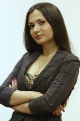 Olga Irisova, senior editor at Intersection Project.