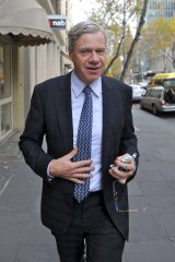 Michael Kroger remains a highly divisive figure in state politics.