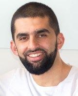 Mathspace founder Mo Jebara.
